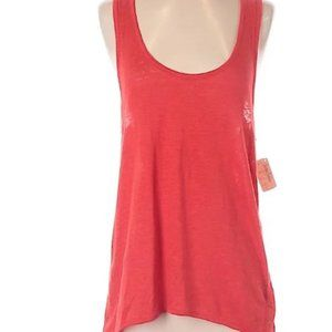 Neiman Marcus Side Snap Tank Top NWT